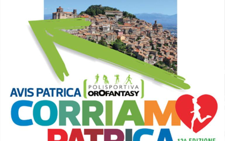 CORRIAMO PATRICA 30 APRILE 2017