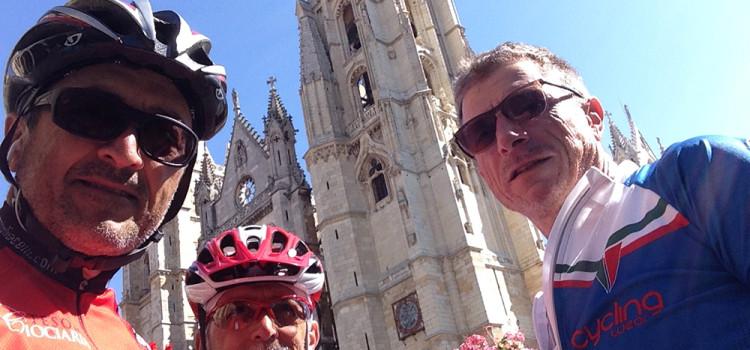 Sesto giorno: da Bercianos ad Astorga
