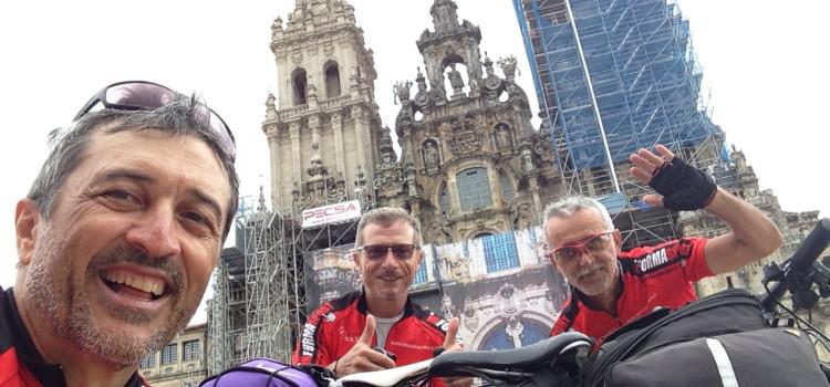 Nono giorno: arrivo a Santiago de Compostela