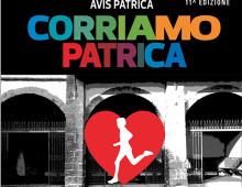 CORRIAMO PATRICA 17 APRILE 2016